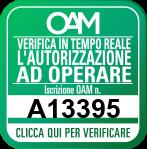 Bollino certificazione OAM di capital24